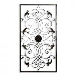Effie Rectangle Metal Wall Art 07527