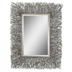 Corbis Decorative Metal Mirror 07627