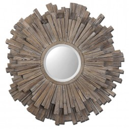 Vermundo Wood Mirror 07634