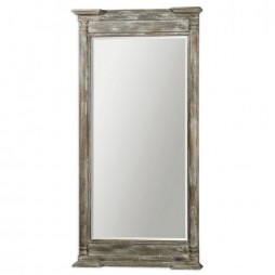 Valcellina Wooden Leaner Mirror 7652