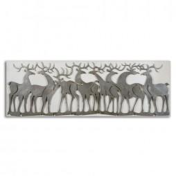 Herd Of Deer Wall Art 7682