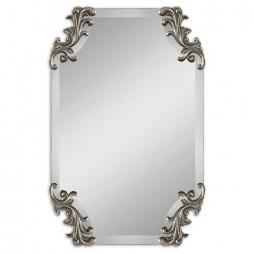 Andretta Baruque Silver Mirror 8087