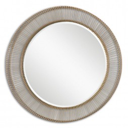 Bricius Round Metal Mirror 8125