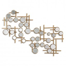 Britton Mirrored Wall Art 8138