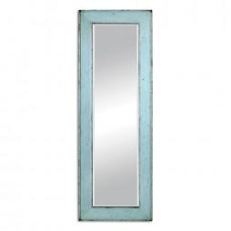 Chasity Light Blue Leaner Mirror 9523