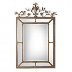 Le Vau Vertical Silver Mirror 11201 B