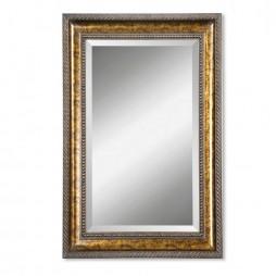 Sinatra Large Bronze Mirror 11291 B