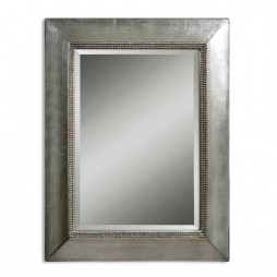 Fresno Antique Silver Mirror 11572 B