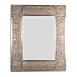 Harvest Serenity Champagne Gold Mirror 11602 B