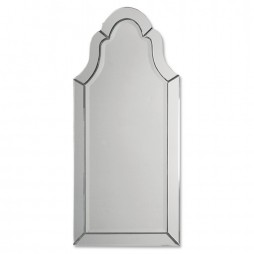 Hovan Frameless Arched Mirror 11912 B