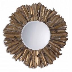 Hemani Antique Gold Mirror 12742 B