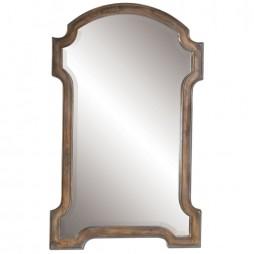 Corciano Oxidized Copper Mirror 12840