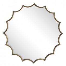 San Mariano Starburst Mirror 12841