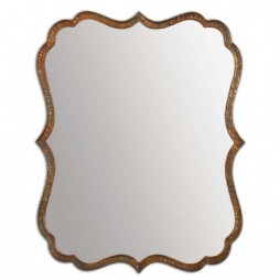 Spadola Copper Mirror 12848