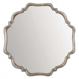 Valentia Silver Mirror 12849
