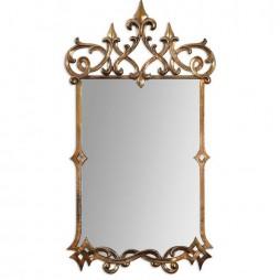 Mirandela Gold Mirror 12861