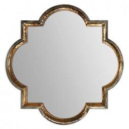 Lourosa Gold Mirror 12862
