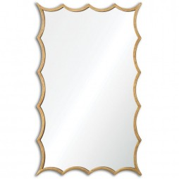 Dareios Gold Mirror 12892
