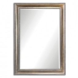 Avelina Oxidized Silver Mirror 12895