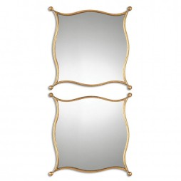 Sibley Gold Mirrors
