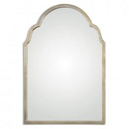 Brayden Petite Silver Arch Mirror 12906