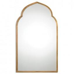 Kenitra Gold Arch Mirror 12907