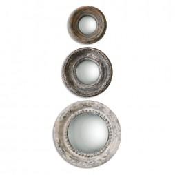 Adelfia Round Mirrors