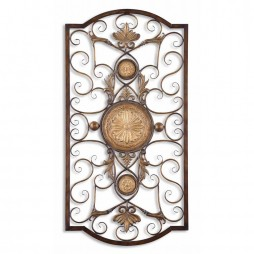 Micayla Large Metal Wall Art 13476