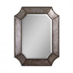 Elliot Distressed Aluminum Mirror 13628 B