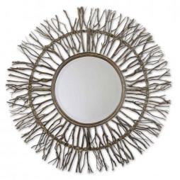 Josiah Woven Mirror 13705
