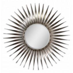 Sedona Silver Ray Mirror 13769