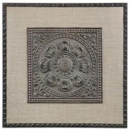 Filandari Stamped Metal Wall Art 13826