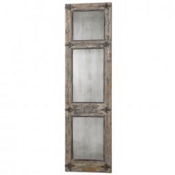Saragano Distressed Leaner Mirror 13835