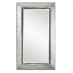 Lucanus Oversized Silver Mirror 13880