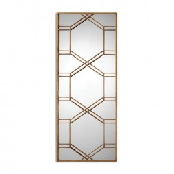 Kennis Gold Leaf Leaner Mirror 13922