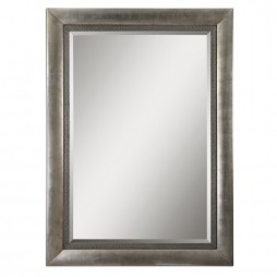 Gilford Antique Silver Mirror 14207