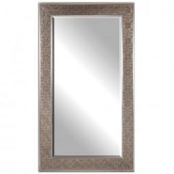 Villata Antique Silver Mirror 14225
