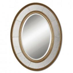 Uttermost Lara Oval Mirror 14511 B