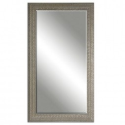 Malika Antique Silver Mirror 14603