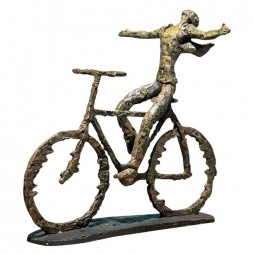 Freedom Rider Metal Figurine 19488