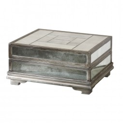 Trory Mirrored Decorative Box 19545