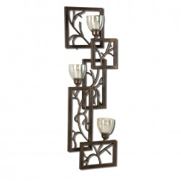 Iron Branches Wall Sconce 19736