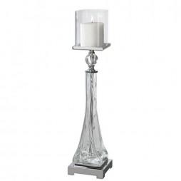 Grancona Glass Candleholder 19852