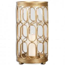 Sosi Gold Candleholder 19879