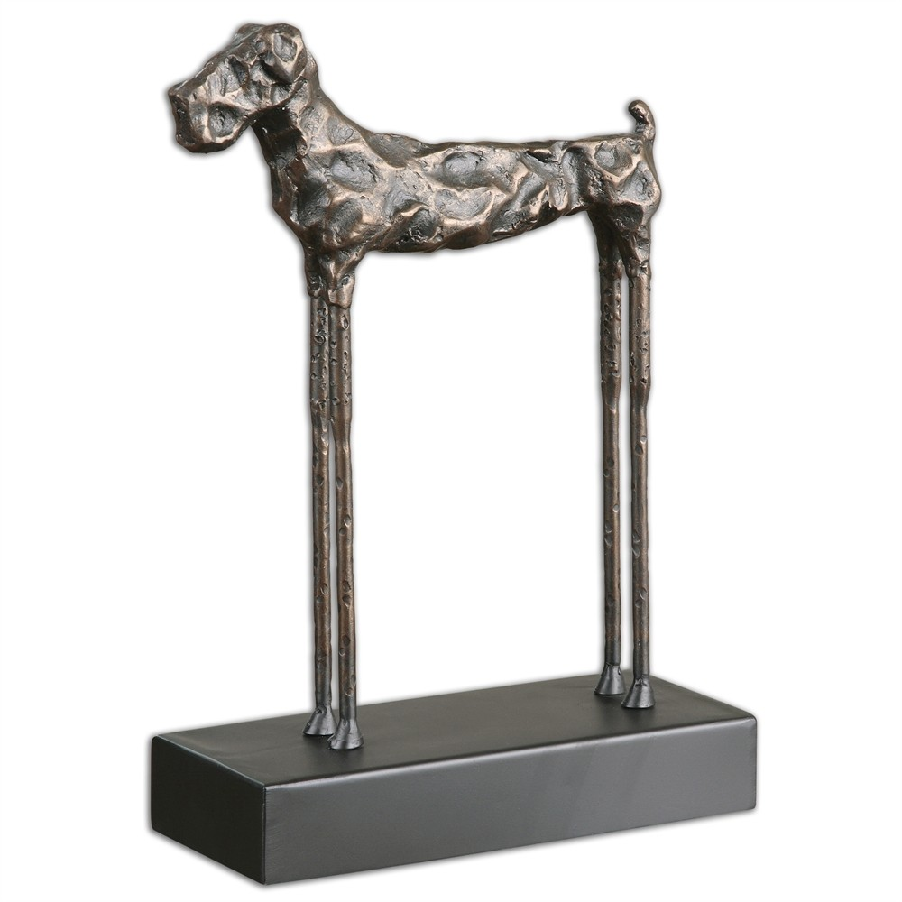 Home Decoration And Furnishing Articles Couple Characters: Maximus Cast Iron Sculpture