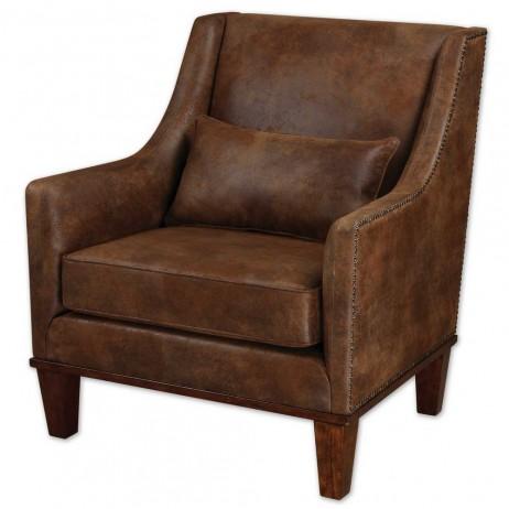 Uttermost Clay Armchair 23030