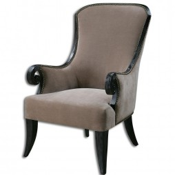 Kandy Taupe ArmChair 23113