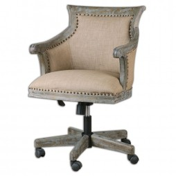 Kimalina Linen Accent Chair 23175