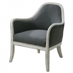 Dayla Indigo Accent Chair 23181