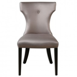 Wynter Satin Armless Chair 23198